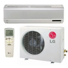 New York City LG Ductless Air Conditioning & HVAC Service, Repair
