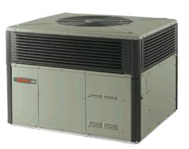 New York Trane Xl14c Residential Outdoor Package Air